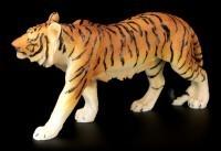 Tiger Figurine - Walking Small
