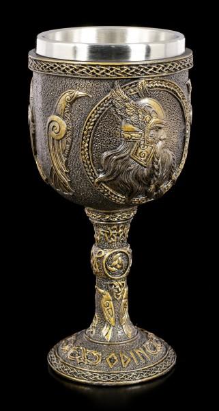 Odin Kelch - Nordischer Gott