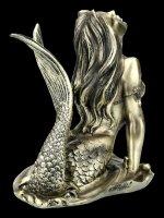 Meerjungfrau Figur by Monte M. Moore