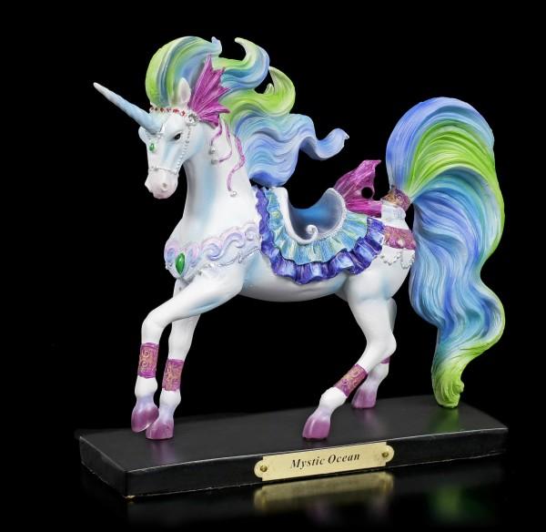 Unicorn Figurine - Mystic Ocean