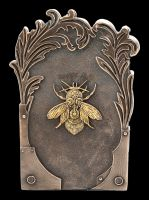 Bookend - Steampunk Bee