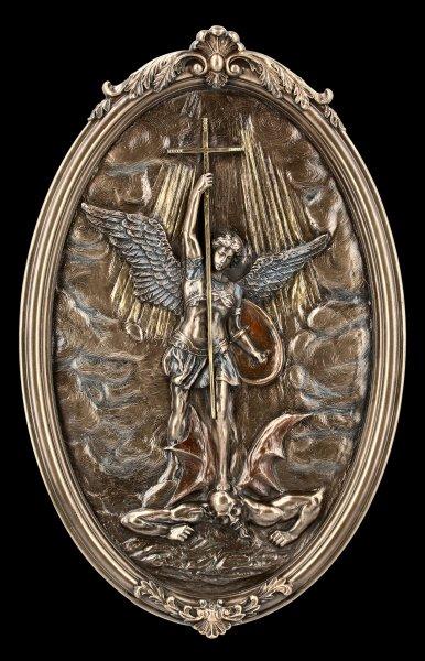 Wall Plaque - Archangel Michael