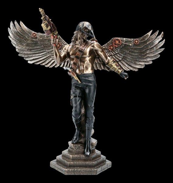 Steampunk Figur - Maskierter Engel