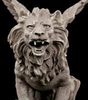 Geflügelter Löwe