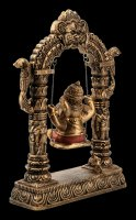 Ganesha Figurine on Swing