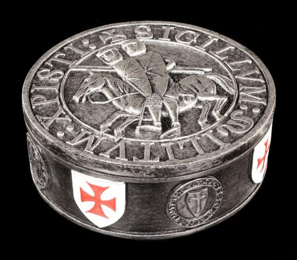 Round Crusader Box