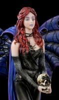 Dark Angel Figurine - Rachel with Skull