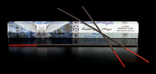 Incense Sticks - Awake your Magic - Musk