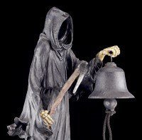 Reaper Figurine - Whom the Bell tolls