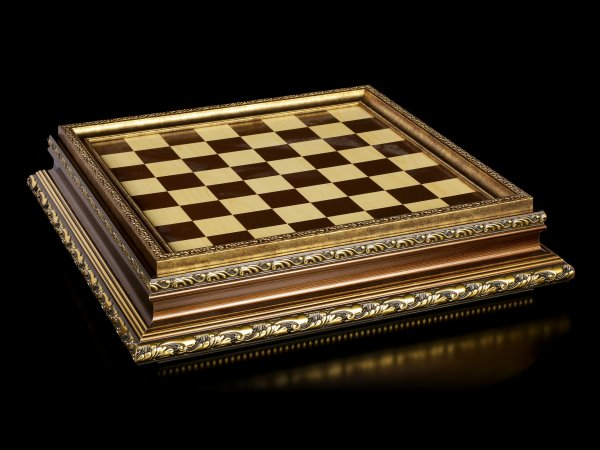 Medieval Chess Game Box