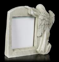 Grave Photo Frame Angel - Ruhe in Frieden