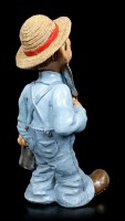 Funny Job Figur - Gärtner mit Blumenkelle