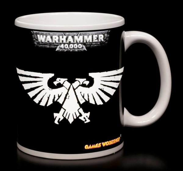Tasse Warhammer - Imperial Aquila