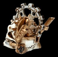 Alchemy Steamhead Skull - small