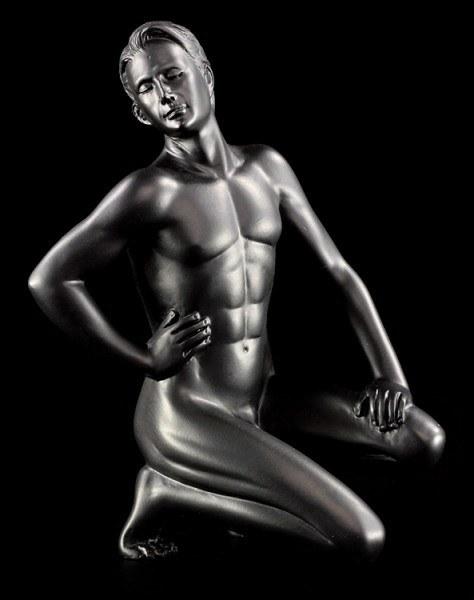 Männliche Akt Figur - Paul schwarz