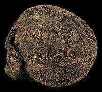 Carved Skull