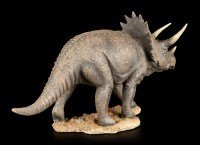 Dinosaurier Figur - Triceratops bunt