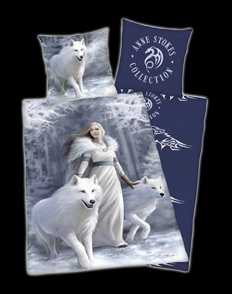 Fantasy Bettwäsche Anne Stokes - Winter Guardians