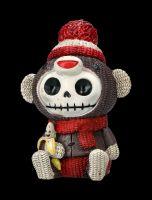 Furrybones Figurine - Sock Munky
