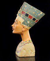 Nefertit Bust - medium