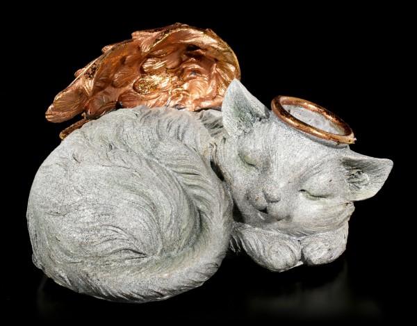 Katzen Engel - Tier Urne
