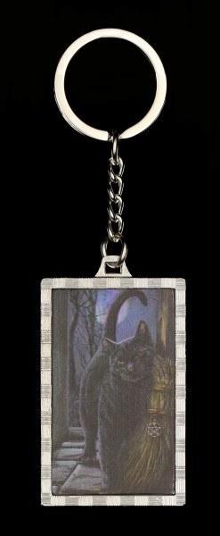 3D Schlüsselanhänger mit Katze - A Bush with Magic