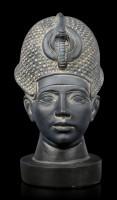 Tutanchamun Bust with Khepresh