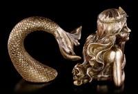 Mermaid Figurine two-parts