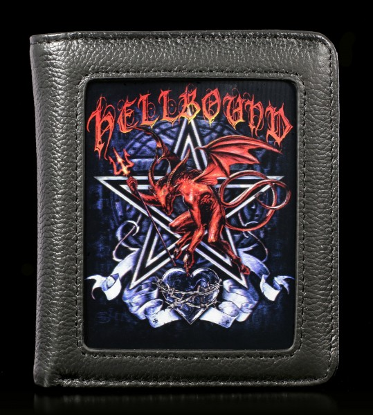 Wallet with 3D Devil - Hellbound