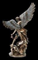 Archangel Michael Figurine - Triumph over Devil
