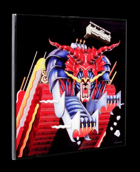 Judas Priest Hochglanz Bild - Defenders of the Faith