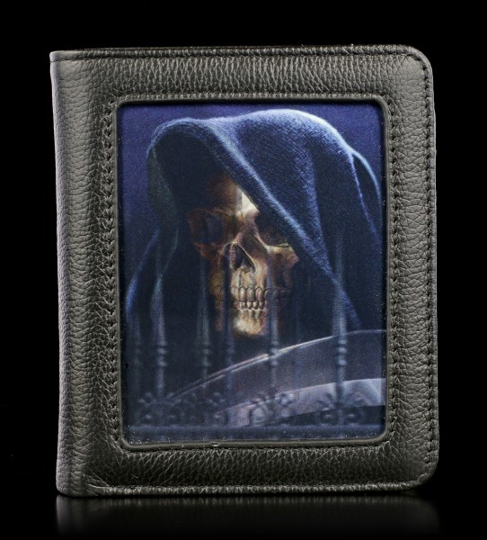 Wallet with 3D Picture - Reaper