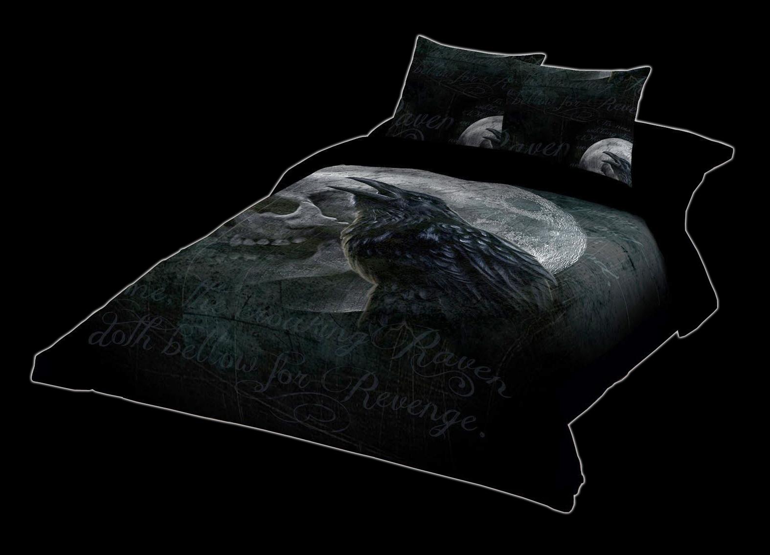 gothic fantasy bettw sche online kaufen. Black Bedroom Furniture Sets. Home Design Ideas
