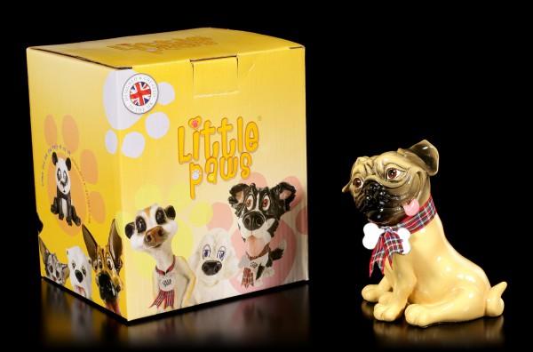 Dog Figurine - Pug Podge - Little Paws