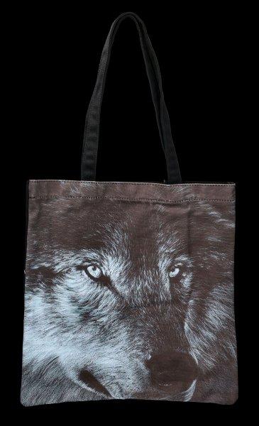 Tote Bag - Dark Wolf