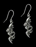Alchemy Dragon Earrings - Flight of Airus