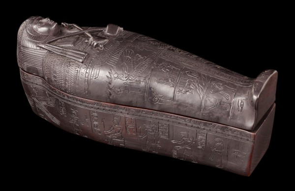 Box - Egyptian Sarcophagus