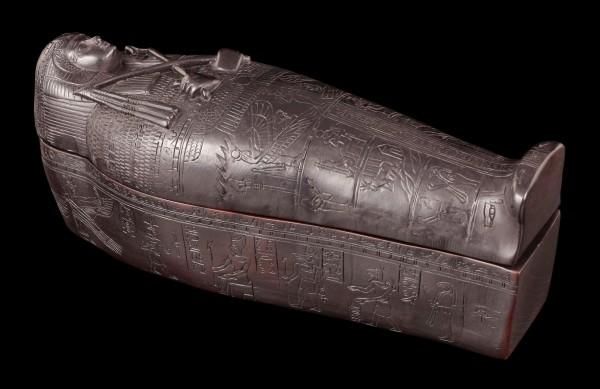 Schatulle - Ägyptischer Sarkophag