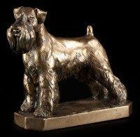 Dog Figurine - Schnauzer