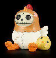 Große Furry Bones Figur - Chicken