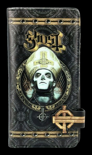 Ghost Purse - Gold Meliora
