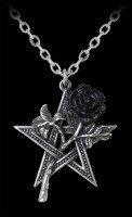Ruah Vered - Alchemy Pentragram Pendant