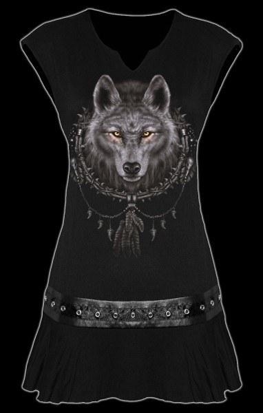 Wolf Dreams - Longshirt