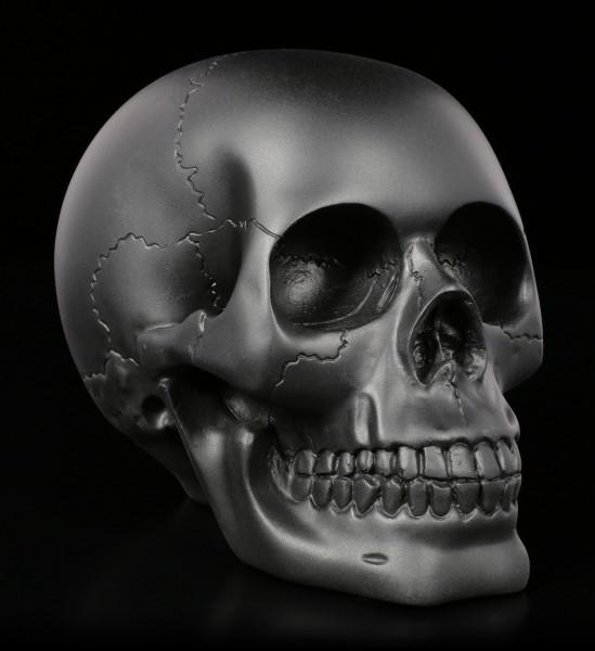 Skull - black matt