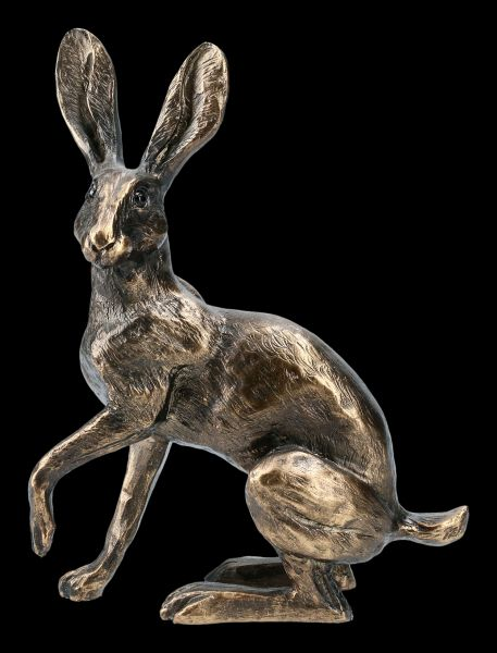 Hare Figurine - Buttercup Hare by Harriet Glen