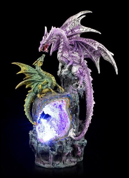 Drachen Figur mit LED - Mothers Favorite
