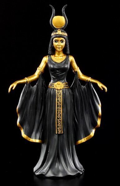 Kleopatra Figur - stehend