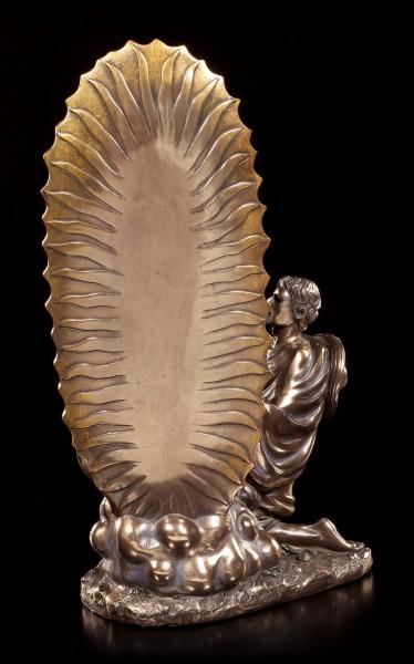 San Juan Diego Figur - bronziert