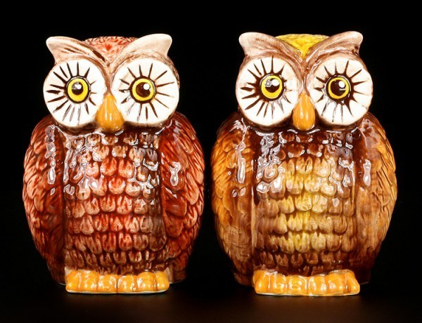 Owls - Salt and Pepper Shaker