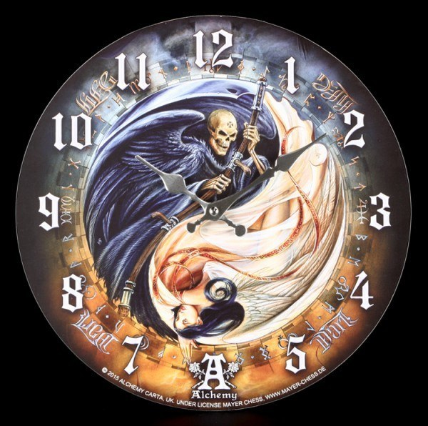 Clock Fantasy - Versus Doctrinus by Alchemy
